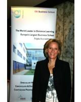 Petra Mendes schaffte ihren MBA trotz Job und Familie