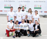 Das cut-e Team beim HSH Nordbank Run 2015