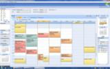 Der neue Terminkalender des Sumerasoft CRM-Kontaktmanager 6