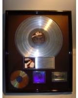 Platin-Award für Michael Jacksons erfolgreichstes Album