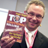"""Ingo Vogel: Autor des Buchs """"Top Emotional Selling: Die 7 Geheimnisse der Spitzenverkäufer"""""""
