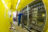 Quelle SMB: Vollautomatische Abfüllanlage in der Bauphase