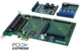 PCIe-BASE: Messtechnik in neuester Technologie