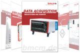 """""""DATA ACQUISITION"""" - Messsysteme und Zubehör von bmcm"""