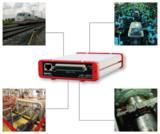 Vernetzte Messtechnik mit LAN-Messsystem LAN-AD16f