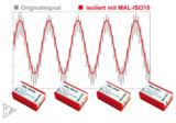 Messen mit MAL-ISO50/10/5/1: sicher - störungsfrei - zuverlässig