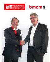 Starke Partner - Starke Produkte: Meilhaus Electronic wird Premium Distributor von bmcm