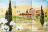 La Masseria, Unikat, 100 x 65 cm