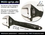 Milli-grip, die patentierte Weltneuheit beim Handwerkzeug