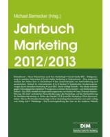 Cover des neuen Jahrbuch Marketing