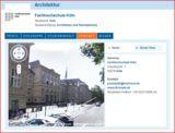 Beispiel von Googles Street-View bei Bildungsweb