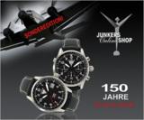 Sonderedition Junkers Uhren - 150 Jahre Hugo Junkers