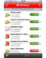 S-Banking: Banking App für das iPhone und den iPod touch