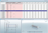 Etwa 40 000 Norm- und Kaufteile werden bei EIRICH in PARTsolutions von CADENAS verwaltet.
