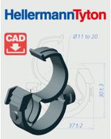 HellermannTyton bietet zusammen mit CADENAS 3D CAD Daten ihrer Produkte kostenlos zum Download an