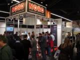 Erste Vorschau auf den Elektronischen Produktkatalog von NORO Rohrsysteme auf der Powtech Messe.