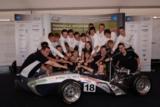 CADENAS geht als Sponsor des Baltic Racing Teams an den Start.