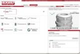 CAD Produktkatalog der HUGRO-Armaturen GmbH basierend auf der CADENAS eCATALOGsolutions Technologie.