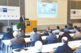 Jürgen Heimbach, Geschäftsführer der CADENAS GmbH, eröffnete das 12. Industry-Forum 2011.