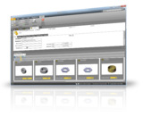 Erstmals ist die GEOsearch von CADENAS PARTsolutions tief in das PLM-System keytech integriert.