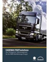 Einsatz des Strategischen Teilemanagementsystems PARTsolutions bei der MAN Nutzfahrzeuge Gruppe.