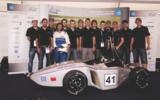 PARTsolutions sichert Formula Student Team Weingarten Geschwindigkeitsvorteil