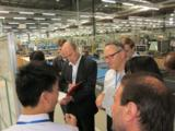 Best Practice-Besuch bei BOS Automotive Systems in Taicang