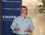 Mike Rother präsentierte seine Erkenntnisse zu Toyotas Erfolgsmethoden