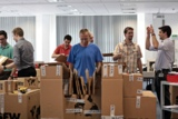 Produktionssimulation per Cardboard Engineering