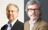 Dr. Jeffrey Liker und Mike Rother sprechen auf dem Best Practice Day der Staufen AG