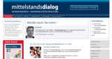 mittelstandsdialog: Wissen, Tipps, Trends zur Unternehmensfinanzierung