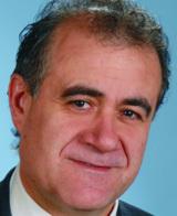 Dr. Paschalis Papagrigoriou, Geschäftsführer von certgate, Nürnberge