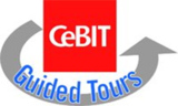 CeBIT Guided-Tour