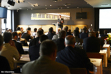 Prof. Schuhs Initialrede auf den 19. Aachener ERP-Tagen in den Räumlichkeiten; © David Wilms