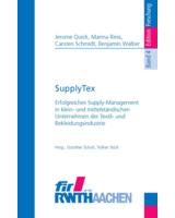 Erfolgreiches Supply-Management in KMU der Textil- und Bekleidungsindustrie