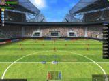 3D Fußballwelt