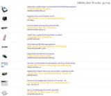 Der Newsletter von 18bits zeigt ein Mal pro Woche, was es Neues im Markt für B2B-IT-Produkte gibt