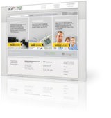 Neue KV-Börse - mit all2e und eZ Publish