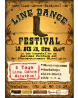 Line Dance Festival 10. bis 13. Dez. in Berlin auf der internationalen Pferdesportmesse Hippologica