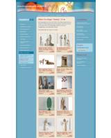 Zum 5-jährigen Bestehen gibt es im Online-Shop jetzt Willow Tree Krippenfiguren von Susan Lordi.