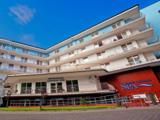 Das Kuren und Wellnes Hotel Baginski & Chabinka SPA in Misdroy an der Ostsee in Polen.