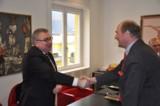 Prof. Dieter Spath vom Fraunhofer IAO (links) und Christof Oberrauch vom Unternehmerverband Südtirol