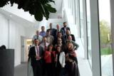 (C) Fraunhofer IAO. DREAM-Konsortium bei der Abschlussveranstaltung in Stuttgart.