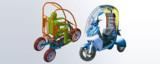 ElectromobileCityScooter © Fraunhofer IAO