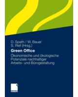 Neues Buch zum Thema »Green Office«, Gabler Verlag
