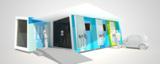 ChargeLounge © Fraunhofer IAO, Design: FURCH Gestaltung + Produktion GmbH