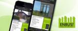 Neue Mobile App »ENBUS!« verhilft zur Energieeffizienz © Fraunhofer IAO