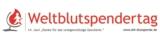Logo Weltblutspendertag