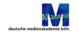 Logo deutsche medienakademie