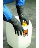 Geprüfte Qualität: Work-Chemikalienschutzhandschuhe sind virenbeständig